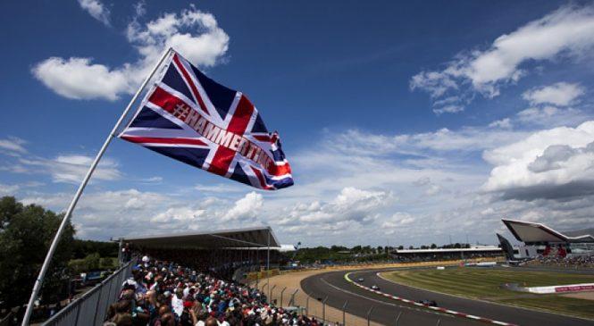 Bo Formula 1 zapustila Silverstone ?