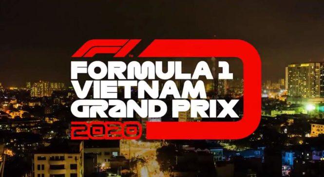 Formula 1 od leta 2020 tudi v Vietnamu