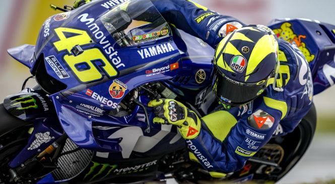 Rossi: Zelo sem razočaran