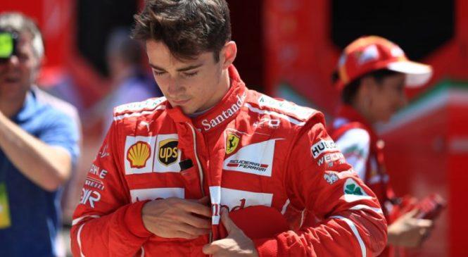 Leclerc v prvi sezoni cilja na dve zmagi