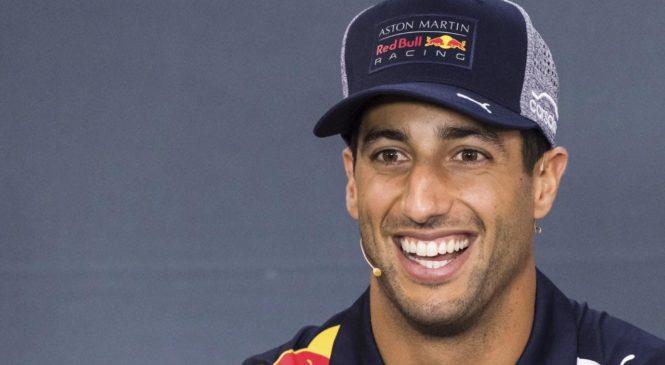 Ricciardo: Zaostanek za Verstappenom ni bil odraz realnega stanja