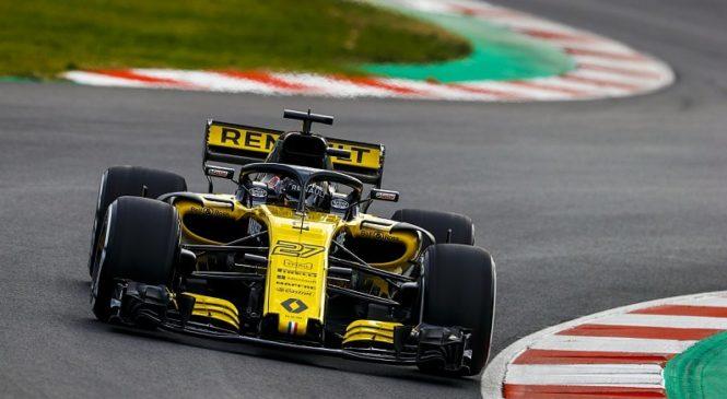 Renault objavil datum predstavitve dirkalnika