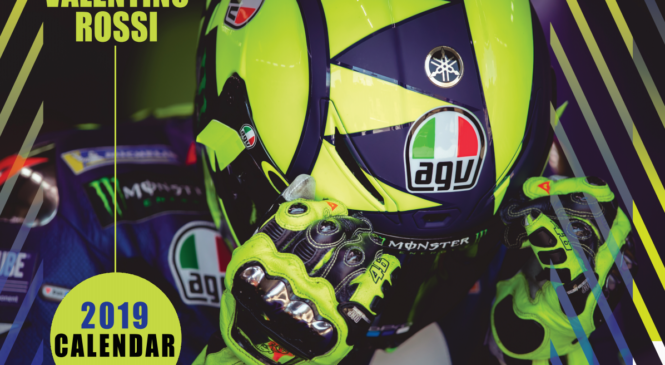 Koledar Valentino Rossi 2019