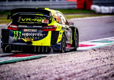 Rossi sedmič zmagal na Rallyu Monza