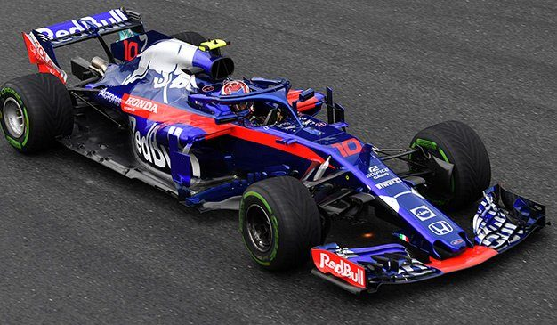 Toro Rosso objavil datum predstavitve dirkalnika