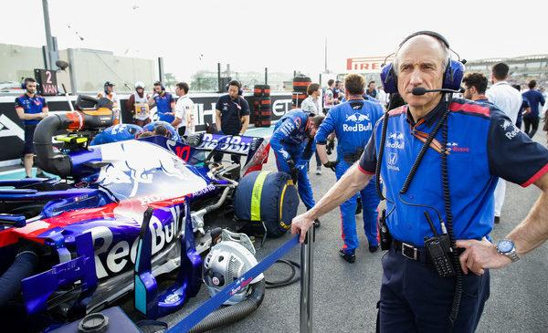 Formula 1 mora zmanjšati podtlak za 40 do 50 odstotkov!