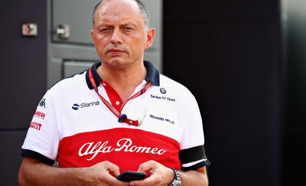 Pri Sauberju so z razvojem dirkalnika hiteli kot nori