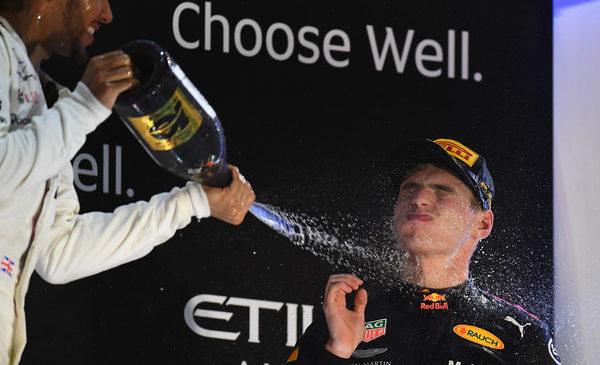 "Sta Hamilton in Verstappen Mercedesov ""Dream Team""?"
