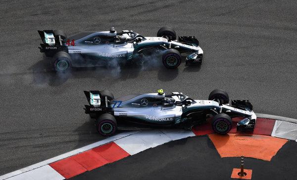 Bottas je sposoben premagati Hamiltona in postati prvak