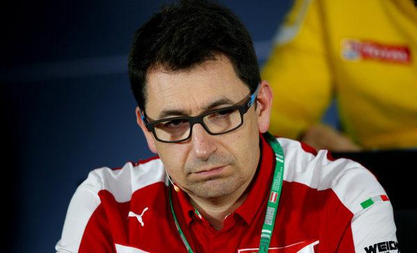 Se je Ferrari uštel z novim šefom moštva?