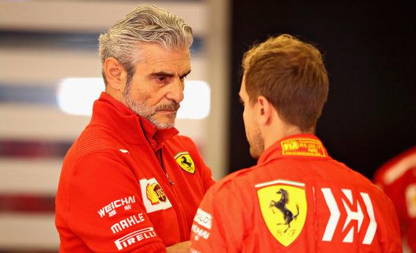 Ferrari preveč človeškemu Vettlu ni nudil dovolj podpore