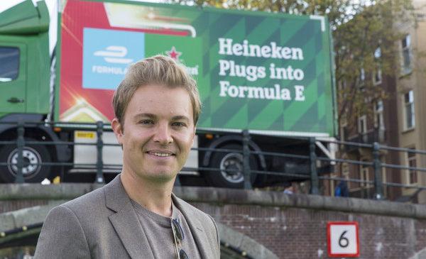 Rosberg: Formula 1 bo postala povsem električna