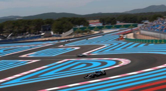 Dirkališče v Franciji bo doživelo manjšo spremembo