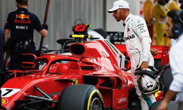 Bo Hamilton kariero končal pri Ferrariju?
