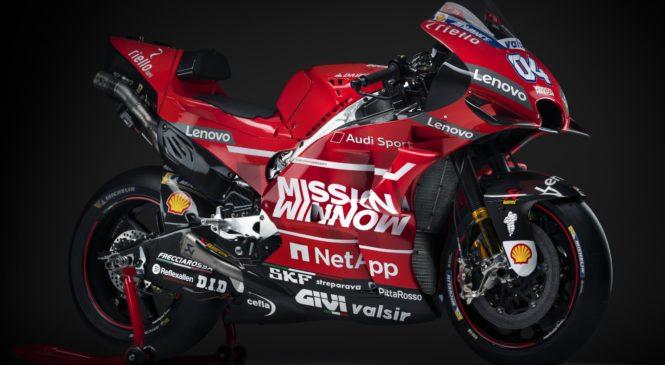 Foto: Moštvo Ducati predstavilo letošnje barve
