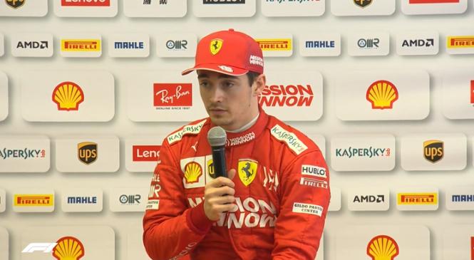 Leclerc: Lahko smo še hitrejši