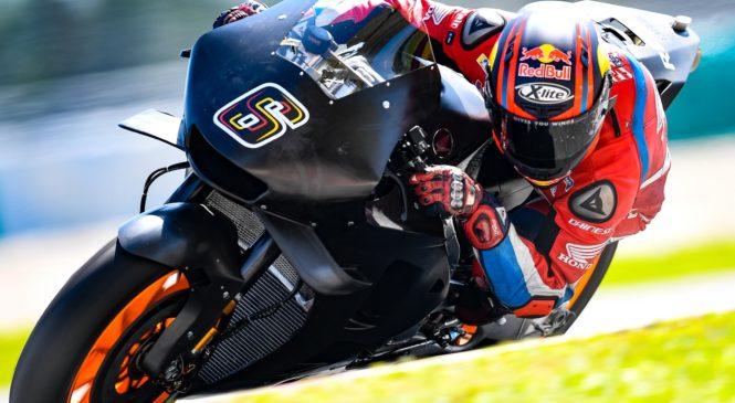 Honda: Marqueza bo nadomeščal Bradl, Doviziosa naloga ne zanima