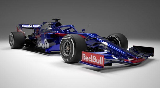Toro Rosso predstavil dirkalnik