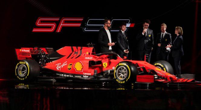 Ferrarijev dirkalnik je sekundo in pol počasnejši od lanskega