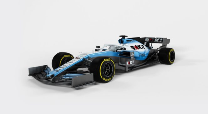 Moštva Williams ne bo na prvih testiranjih