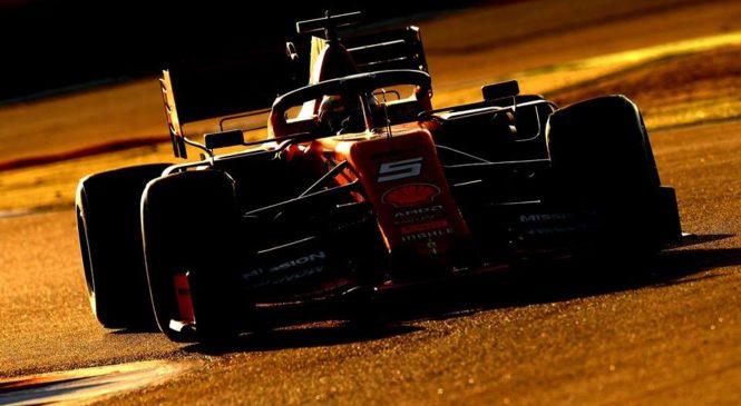 Ferrari blizu popolnosti