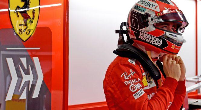 Leclerc: Potrebno je bilo pozabiti na čustva in opraviti delo