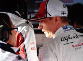 Raikkonen: Alfa Romeo C38 je velik korak naprej