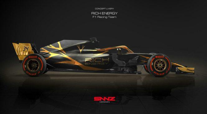 Haas bo v četrtek predstavil nove barve moštva