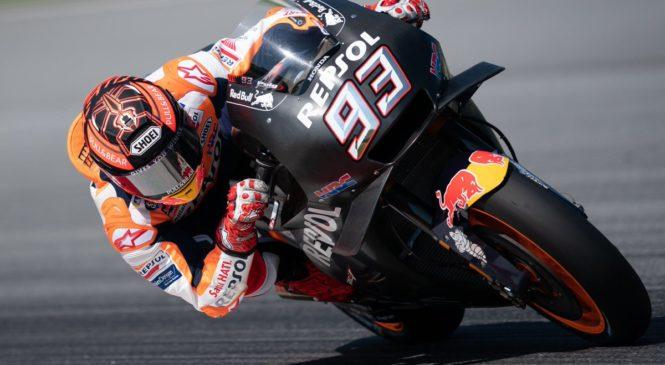 Marquez cilja na popolno okrevanje do dirke v Argentini