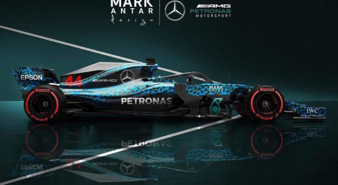 """Kaj se skriva za Mercedesovo """"novo"""" barvo?"""