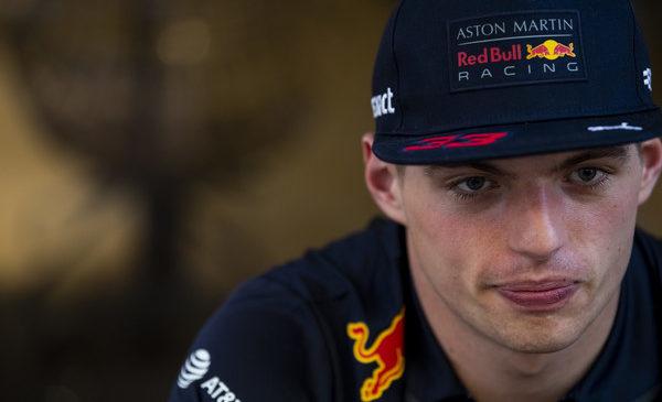 Verstappen optimističen po preizkusu dirkalnika v simulatorju