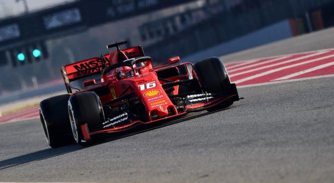 Pirellijevi podatki kažejo 0.5 sekunde prednosti Ferrarija