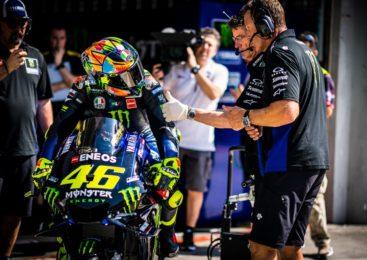 Rossi: Pri 40-ih letih me motivirajo izgubljeni naslovi