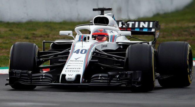 Pri Williamsu objavili datum predstavitve dirkalnika