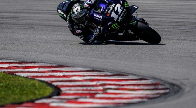 Korona vzela testiranja MotoGP v Sepangu