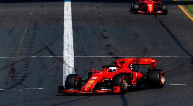 Ferrari: Z ukazom smo želeli preprečiti morebitno trčenje