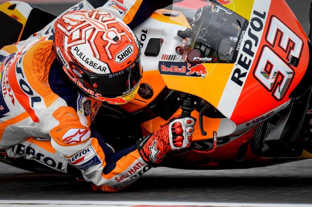 MotoGP: Marc Marquez je v Argentini slavil dominantno zmago