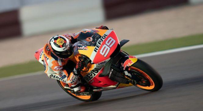 Štart dirke MotoGP v Katarju ob 18h!