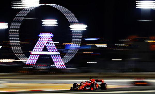 Leclerc osvojil najboljši štartni položaj