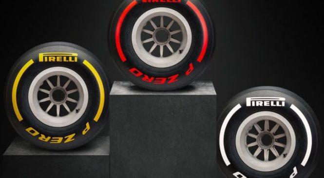 Znan izbor pnevmatik za dirko v Avstraliji