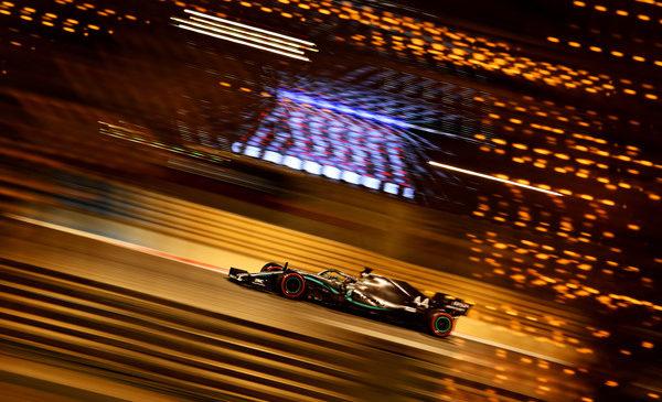 Lewis Hamilton po katastrofi Ferrarija do zmage