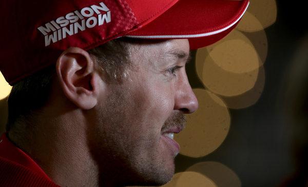Vettel: Leclercov čas je bil nedosegljiv
