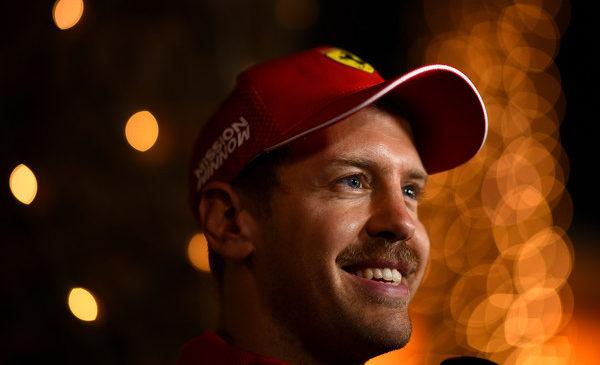 Vettel se je izognil kazni za počasno vožnjo