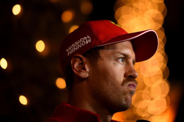 Formula 1: Sebastian Vettel trepeta za svoje drugo štartno mesto v Bahrajnu
