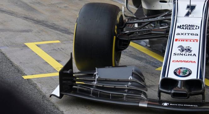 FIA prepovedala trik z Gurneyevim zavihkom
