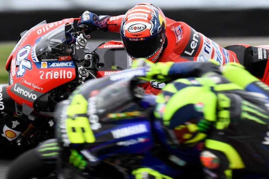 MotoGP: Andrea Dovizioso je presenečen, toda zadovoljen z najhitrejšim časom v Argentini