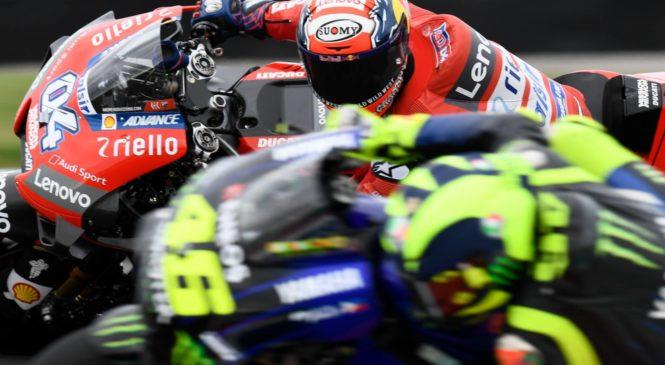 Rossi in Dovizioso do podpisa pogodb že pred prvo dirko