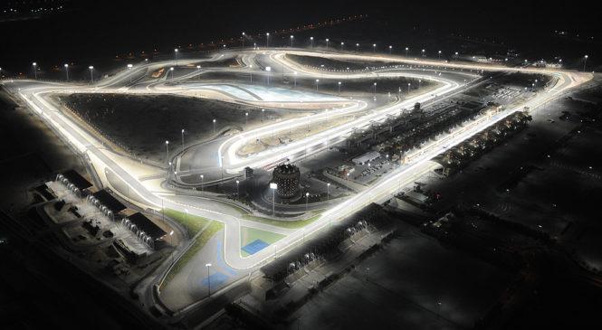 Znan izbor pnevmatik za dirko v Bahrajnu