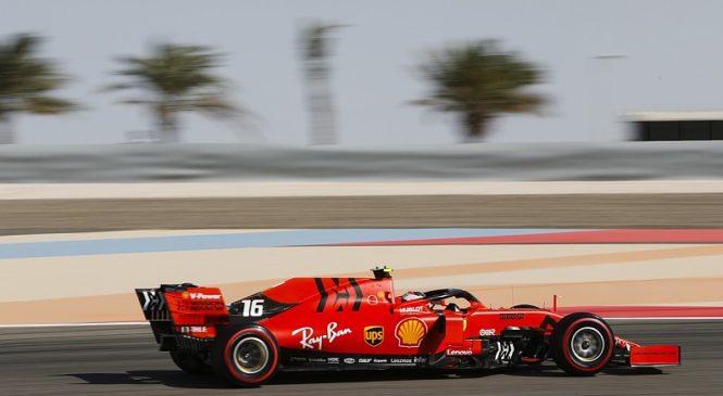 Ferrarija na vrhu pred kvalifikacijami