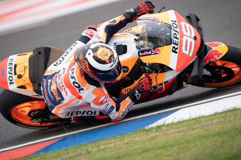MotoGP Jorge Lorenzo Honda RC213V Argentina #JL99